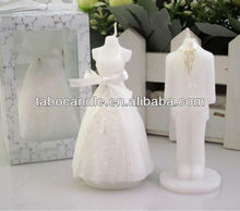 King and Queen Chess Wedding Candle