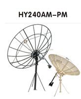 1.8m/2.4m/3m/4.5m/5.0m C Band Satellite mesh dish antenna