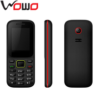 """gsm unlocked phone dual sim dual standby quad band Q3 with 1.77"""" screen support whatsapp"""