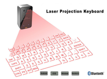 New Laser wireless Projection Virtual Keyboard with mouse&bluetooth speaker function for all mobile phones
