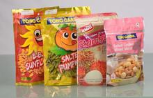 Snack Food Packaging in roll or in bag