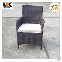 2014 Classic Modern Cheap Outdoor PE Rattan Plastic Garden Chairs