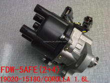Compatible with japanese car 5AFE Ignition Distributor 19020-15180