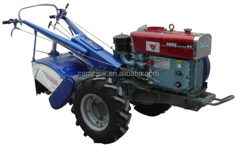 To Two Wheel Tractor Rototiller : Power tiller two wheel tractor model df l buy