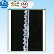 Nylon And Spandex Narrow Lace Trim For Underwear