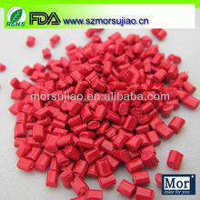 PET, PP, PE, ABS cutomized color pearlized plastic masterbatch