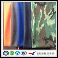 2014 hot selling waterproof polyester cotton camouflage fabric