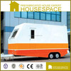 Well-designed Customized Container House with Wheels for Sale