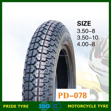 2015 New product direct manufacturer motorcylce tyres size 4.00-8