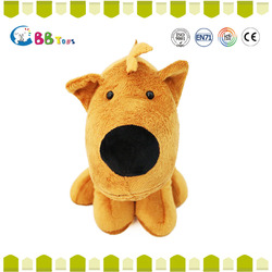 SEDEX Factory cute custom wholesale toy plush spotted dog
