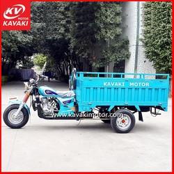 China Three Wheel Motorcycle/3 Wheel Gas Scooter/Bike Cargo Made in China