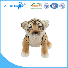 top economical soft toy tiger pattern