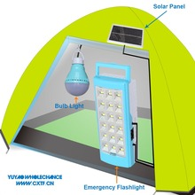 18 SMD Led Torch Rechargeable Camping Solar Led Light