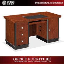 Fabricante de porcelana de estilo europeo del precio bajo nuevo modelo escritorio de oficina