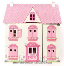 Doll House For Abbie Wooden Toy Non-toxic Material