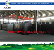 Containerized MBR Wastewater Treatment Device for sale with low price good quality