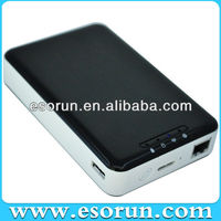 500GB WIFI Mobile Hard Disk Drive HDD SATA Wireless Memory Disk Support Wifi USB 3.0 External Hard Drive for ipad