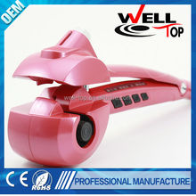 professional hair salon equipment different types of hair curlers black proffesional 2665E EU version