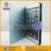 Wholesale High quality cortical for ipad mini book case