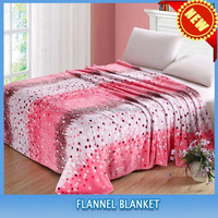 mexican product super soft chinese knitted blanket wholesale home textile