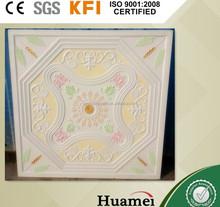 100% natural gypsum ceiling / GRG decoration ceiling