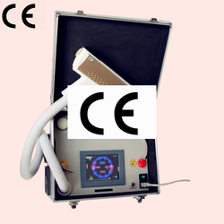 2015 hot selling Q switched nd yag laser machine cost of laser treatment for face(CE ISO approval)
