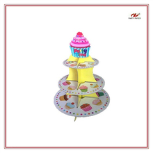 Party occasion and event wedding supplies type paper cupcakes stand