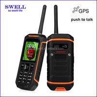 Hunting & Farming industry Rugged Mobile Phone Runbo X6 IP67 Waterproof gps walkie talkie featured phone tablet intercom system