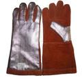 Whole guantes venta de trabajo con papel de aluminio