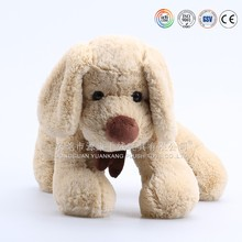 Most brand company custom giant stuffed dog for gifts