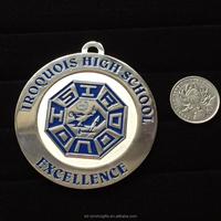 New Design Metal Award Medal, Custom Made Metal Medal Badge