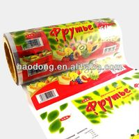 High Barrier Packaging Roll Film For Lamb Chops