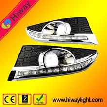 Hiway High Power Waterproof Led Daylight For Chevrolet Captiva Drl Led Daytime Running Light