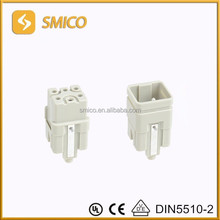 male and female cable connectorsHeavy duty IP65 Waterproof Connector