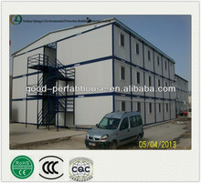 low cost and nice function living container house