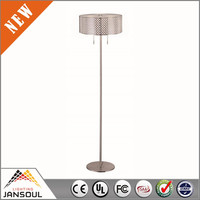modern high quality hotel metal floor lamp