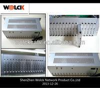 Hot Sell PAL D/K 16 in 1 fixed modulator Adjacent Channel CATV Modulator