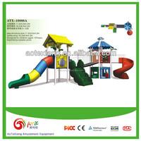New Designed Kids Play Center Outdoor Playground