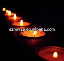 Modern Candle Decorative Canvas Picture LED