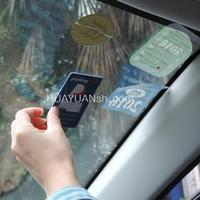 Plated Technique and Luxury Style blank anodized aluminium uhf rfid pvc cards For Parking Car Management