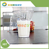DC12E disposable plastic ice cream cup,clear plastic cold beverage cup,PET cup for ice crush . upto six colors printing.