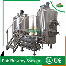 craft/draught/ used beer brewing equipment, beer making machine made in China