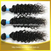 Brazilian deep wave hair,Free sample 100% virgin brazilian hair