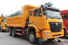 2015 SINOTRUK HOHAN 6x4 actros dump truck/Tipper Truck /lorry Truck