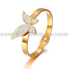 Enfriar oro pulseras mejor producto para niñas NSB456