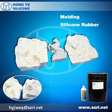 liquid silicone rubber mold making for plaster statues