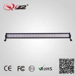 new design 42 inch 240w dual row flood spot combo beam led light bar off road 12volt