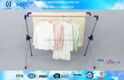practical multifunctional stainless steel clothes hanger