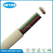 Rj11 6p4c plug telephone connection cable