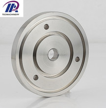 stainless steel electric motor threaded flange hydraulic valve body